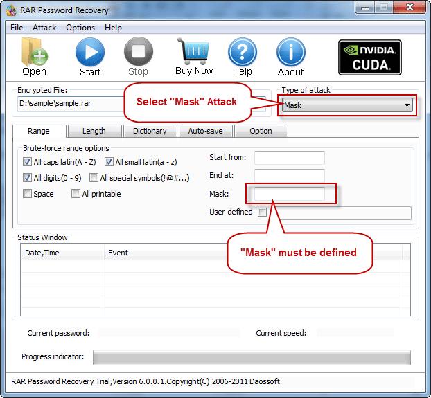 How to Crack RAR/WinRAR Password Fast