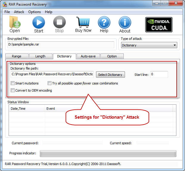 crack winrar file password remover