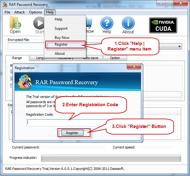 zip password refixer code