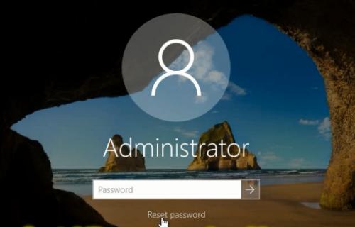 How to Unlock HP Laptop Windows 10 If Forgot The Password