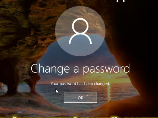 How to Change Windows 10 Admin Password without Old Password
